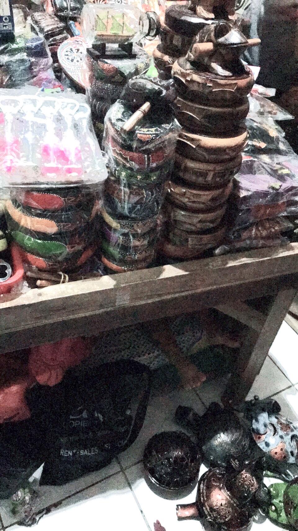 クンバサリ市場