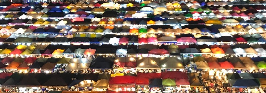 タイ・ナイトマーケット