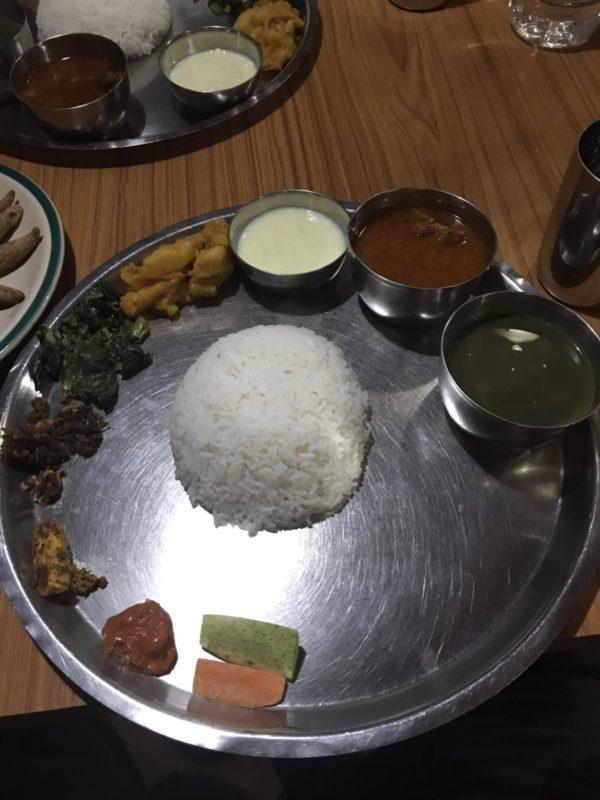 ネパールカレー