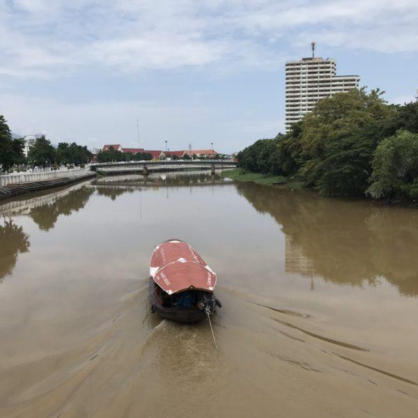 チェンマイ/ピン川
