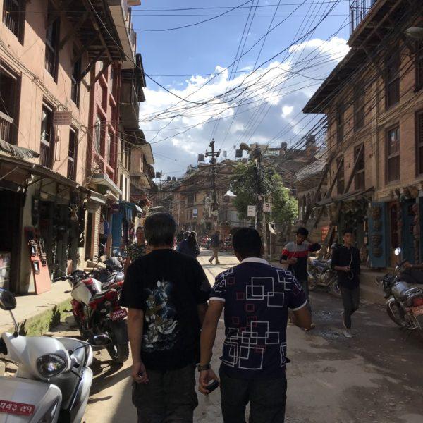 パタン/ネパール世界遺産