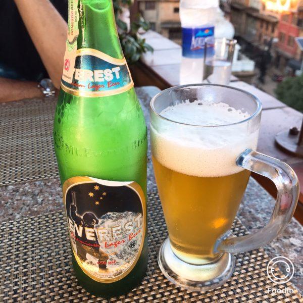 ネパールビール エベレスト