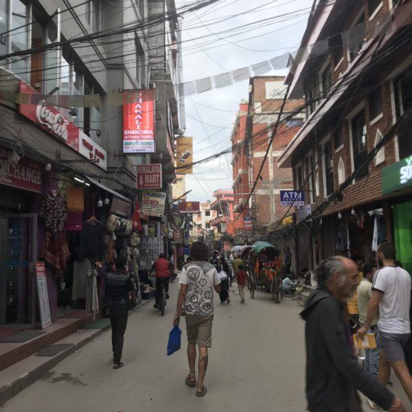 タメル/ネパール