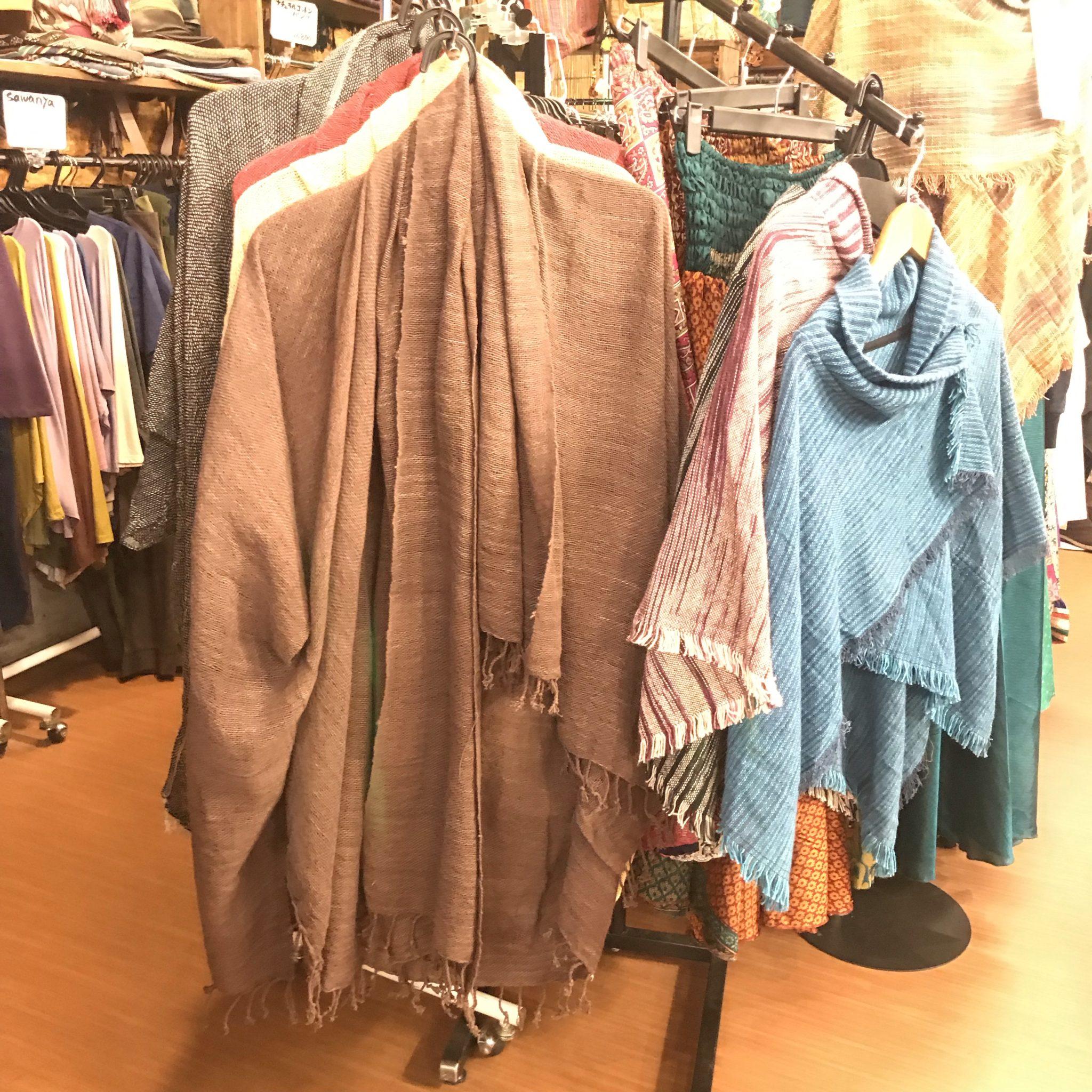 エスニックファッション/羽織もの