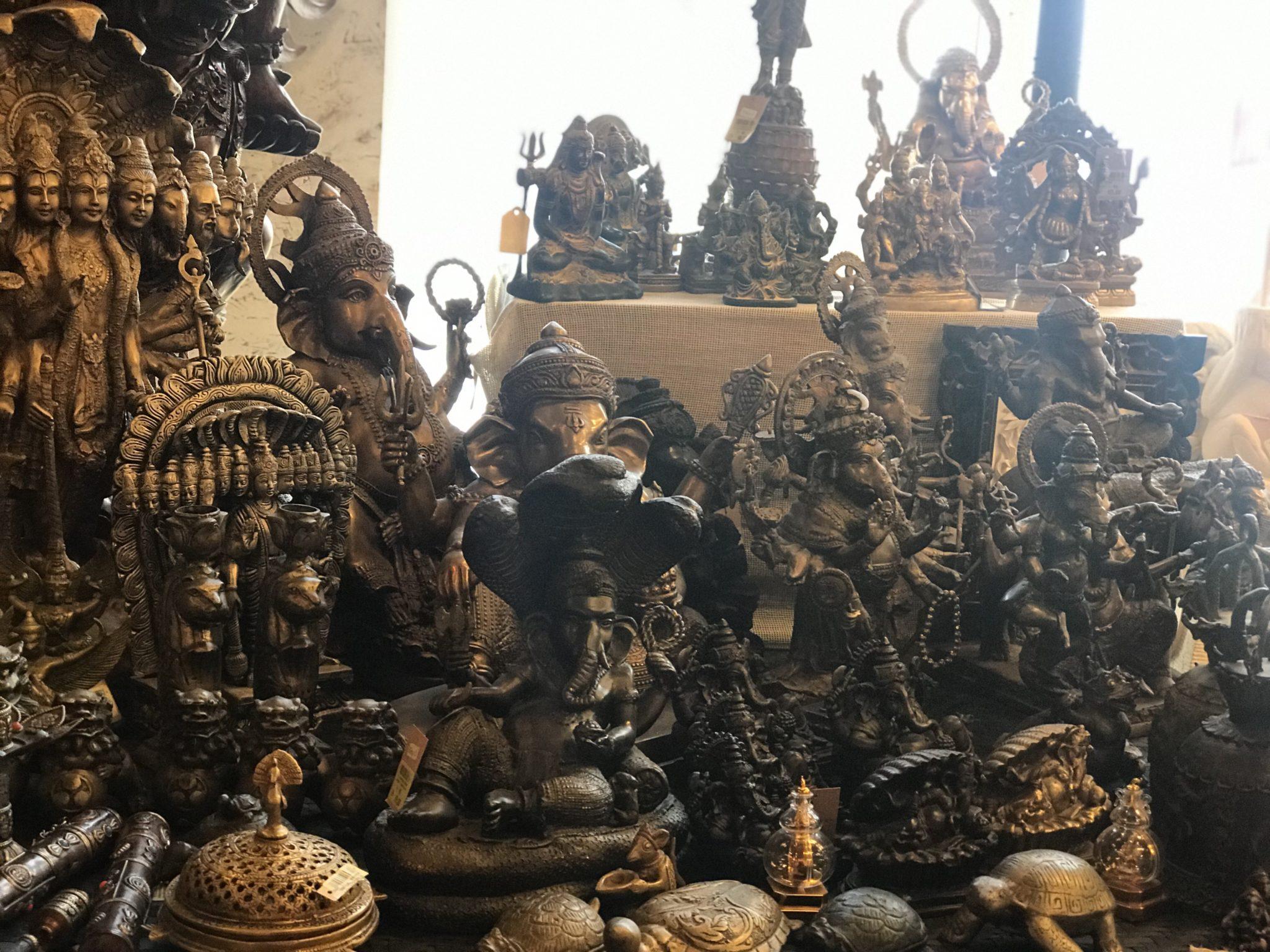 ヒンドウー教仏像/神像