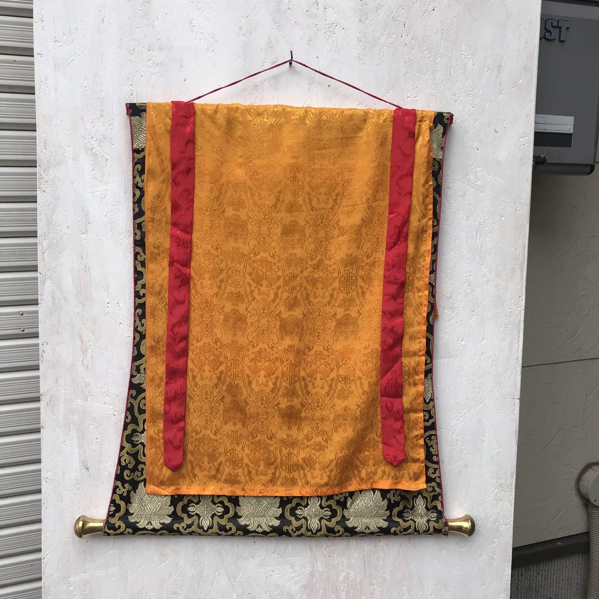 タンカ/曼荼羅図