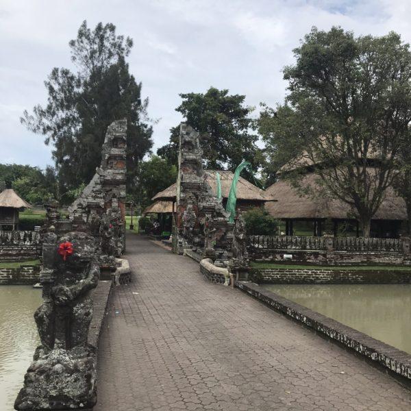 タマン・アユン寺院/世界遺産