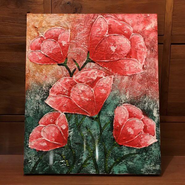 ポピー・ケシの花