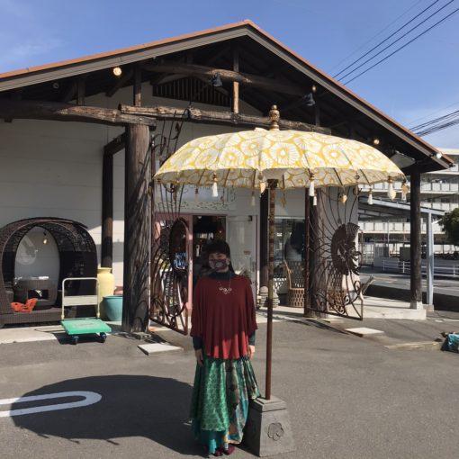 バリ傘・パユン