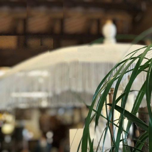 バリ傘,リゾートインテリア,BOHOスタイル