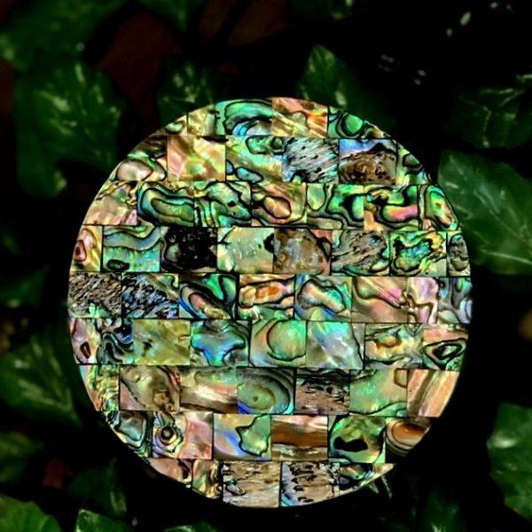コースター パウア貝