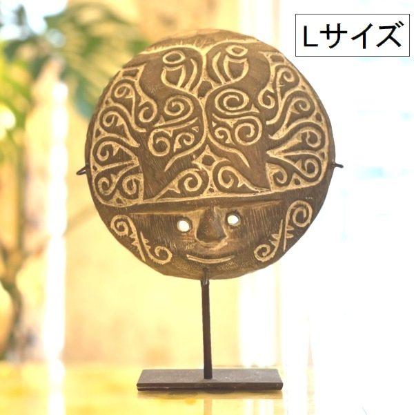 卓上オブジェ/ティモール木彫り