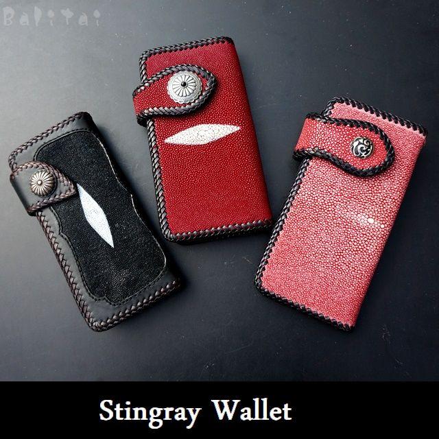 長財布/スティングレイ財布