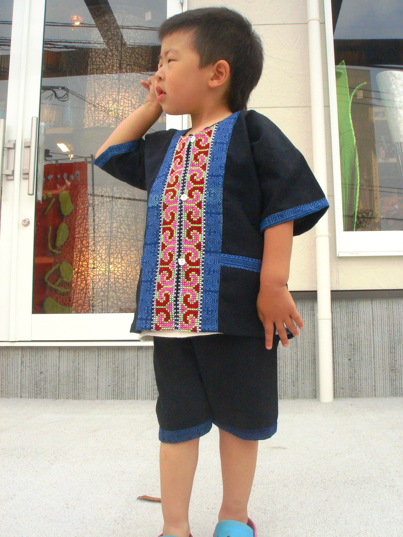 モン族子供服
