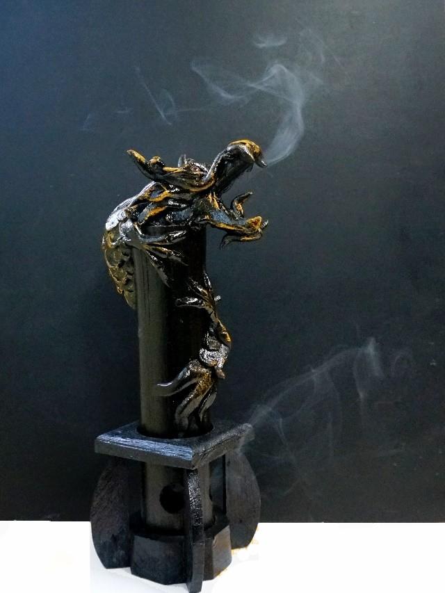 お香立て/ドラゴン