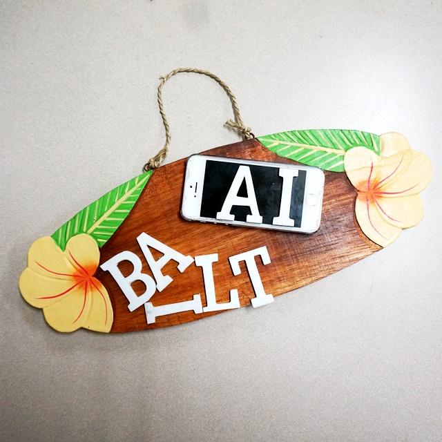アルファベット 切り文字