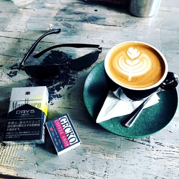 GECKO COFFEE SHOP /ゲッコーコーヒーショップ