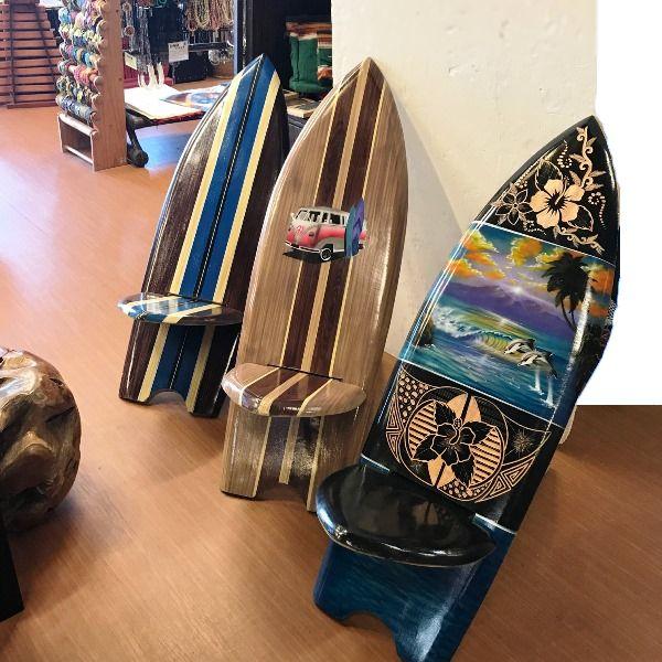 サーフボードチェア/ビーチスタイルインテリア