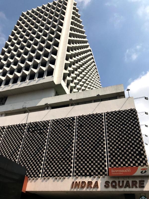 インドラホテル/バンコク