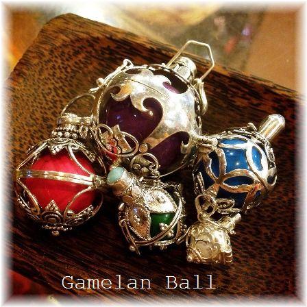 ガムランボール