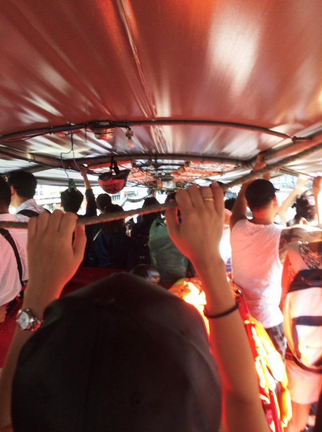 水上バス/バンコク運河