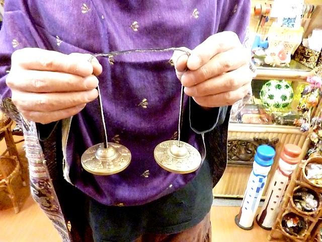 ティンシャ チベット密教法具