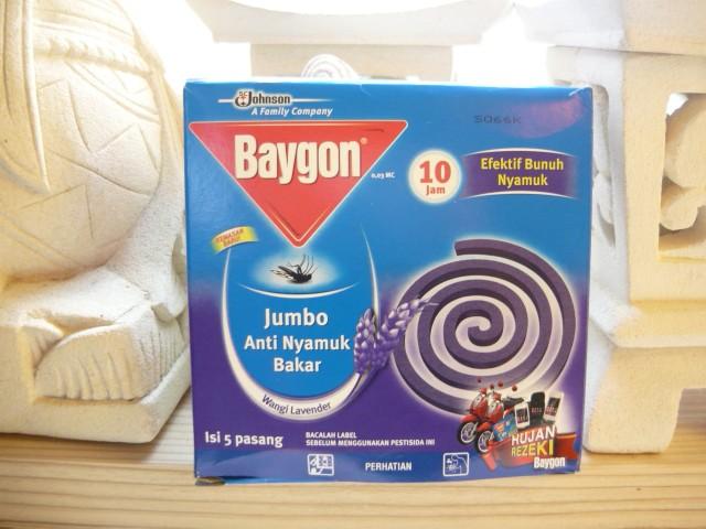 蚊取り線香 バイゴン