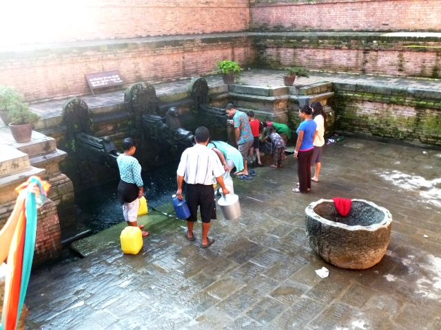 ネパール カトマンズ世界遺産
