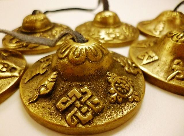 ティンシャ/チベット密教神具