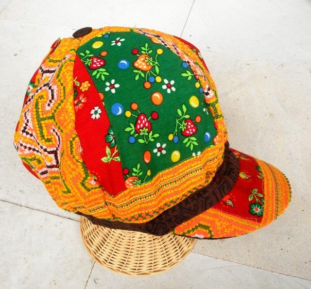 モン族帽子