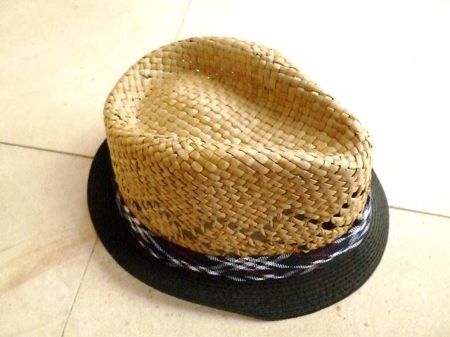 中折れ帽子/ハット